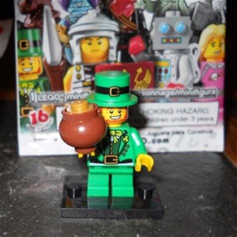 Lego Minifigure Leprechaun free lego minifigure series 6 9 leprechaun with quot gin