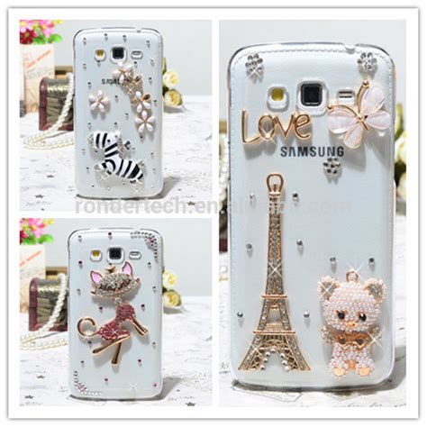 Silicon Casing 3d Samsung J5 J7 Korea 2017 pc bling phone for samsung galaxy