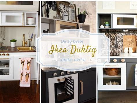 Ikea Hacks Nederland by De Beste Ikea Duktig Keukentje Makeovers Voor Meisjes