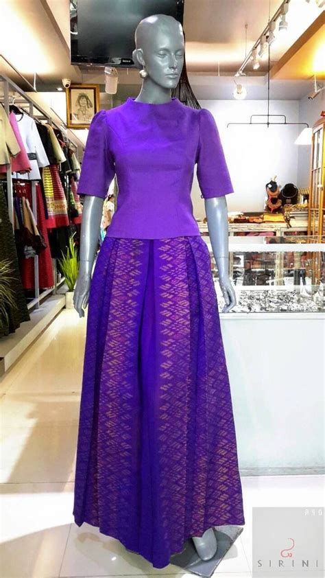 Dress Batik Bangkok 17 best thai silk images on silk dress silk