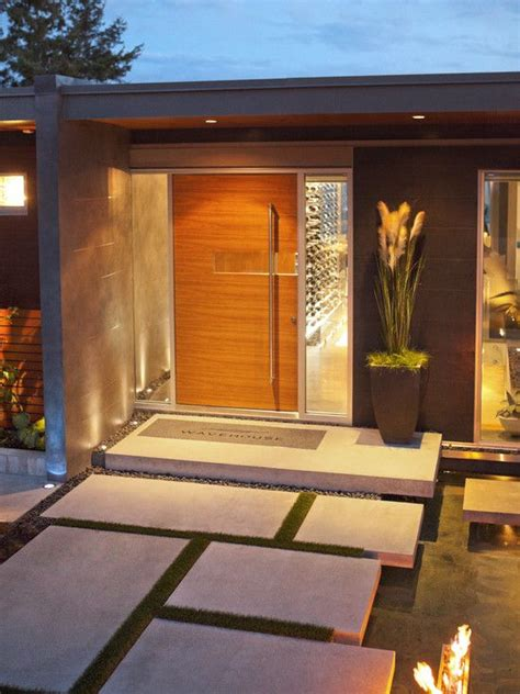 Modern House Front Doors 358 Best Door Images On Front Doors Midcentury Modern And Doors