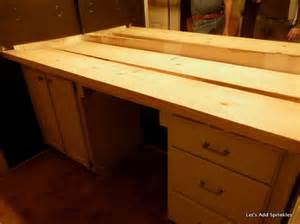 Diy Bathroom Countertop Ideas Hometalk Wooden Bathroom Countertop