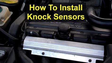 knock sensor installation  volvo white block engines volvo      votd