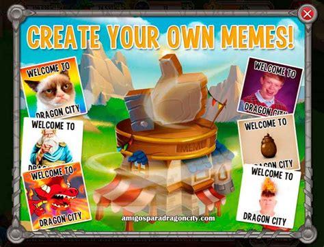 Generator De Memes - generador de memes de dragon city