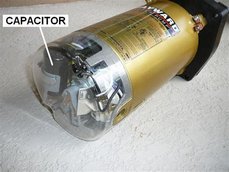start capacitor pool motor how to select the right capacitor for your pool motor inyopools