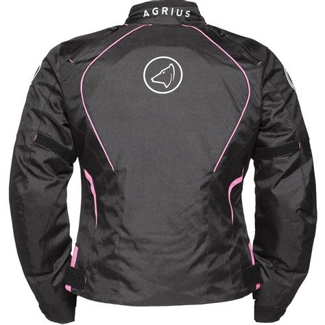 Gemini Jacket by Agrius Gemini Waterproof Motorcycle Jacket Womens