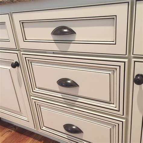 how to glaze white cabinets antique white cabinets with black glaze