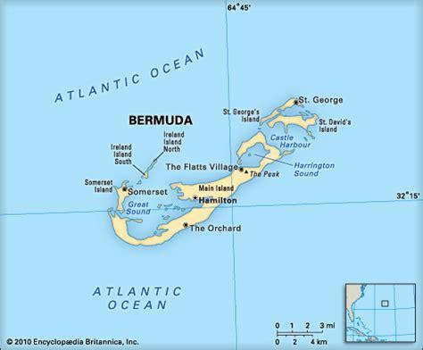 Karet Triangle bermuda geography encyclopedia children s