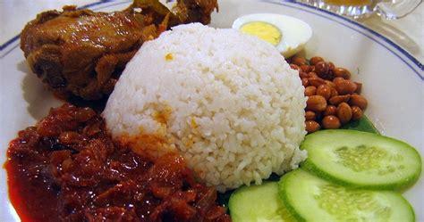 sharing  caring petua elak nasi lemak cepat basi