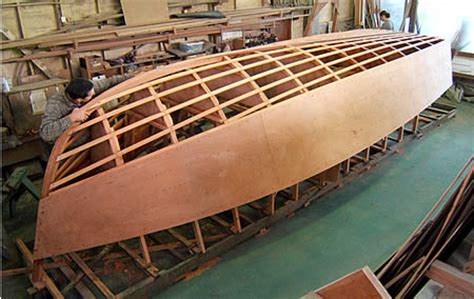 wood powerboat plans  woodworking