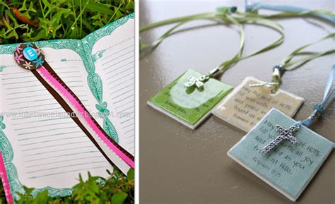 Easy Handmade Bookmarks - create a bookmark 18 bookmark templates tip junkie
