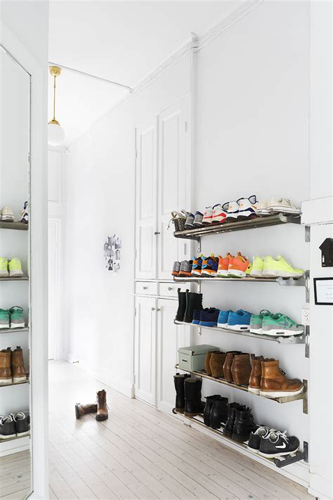 shoe shelving ideas 30 great shoe storage ideas to keep your footwear safe