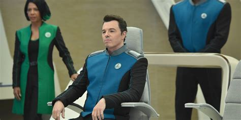 the orville series premiere review screen rant