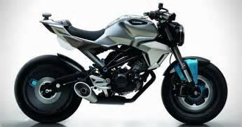 Moto Honda Honda 150ss Concept Motorcycle Hiconsumption