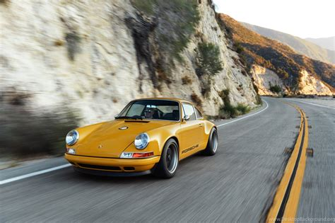 singer porsche iphone wallpaper 2010 singer 911 uk spec porsche wallpapers desktop background