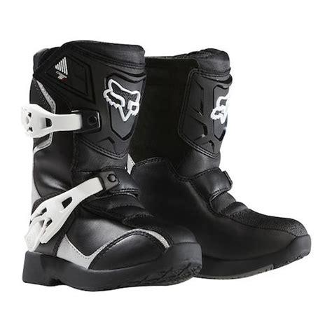 wee motocross gear fox racing wee comp 5k boots revzilla