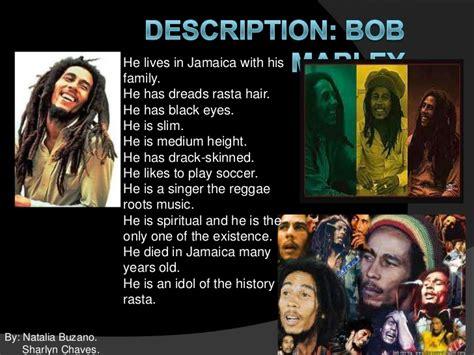 bob marley biography ppt bob marley ppt created by natalia and sharlyn