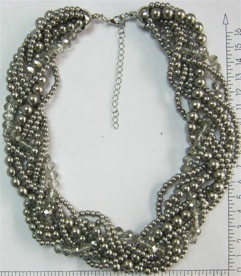 Handmade Costume Jewellery - handmade bead jewelry wholesale costume jewelry yl009