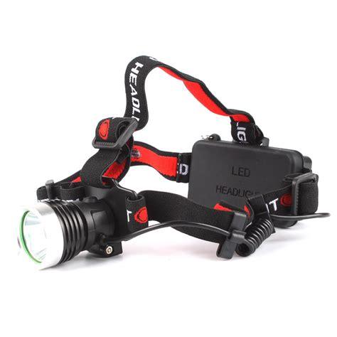Headl Flashlight Waterproof Led 3 Modes Headlight 2000lm waterproof cree xm l t6 3 modes brightness led 18650 headl headlight l light