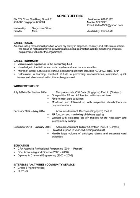 Resume Song by Resume Song Resume Ideas