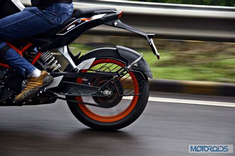 Ktm Duke 390 Road Test Ktm 390 Duke India Road Test Review 10 Motoroids