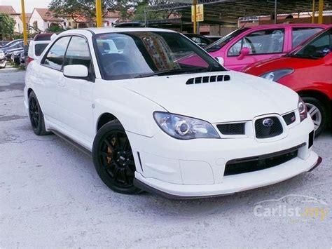 subaru impreza malaysia subaru impreza 2005 in selangor automatic white for rm