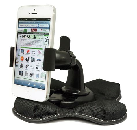 Holder For Mobil Dashboard Mobil best phone bean bag for car office desk