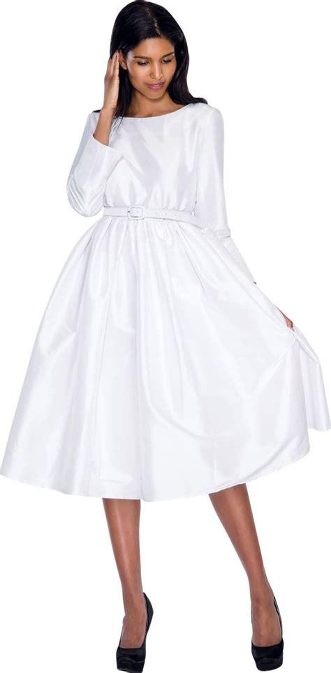 cheap white dresses for church