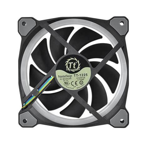 Sale Thermaltake Riing Plus 12 Rgb Tt Premium Edition riing plus 12 rgb radiator fan tt premium edition 3 fan pack ttpremium