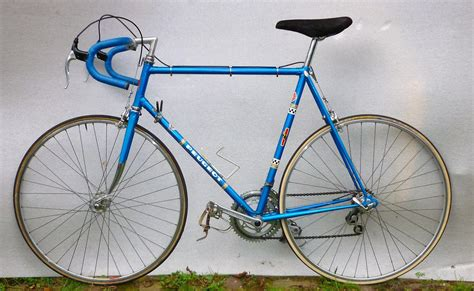 peugeot road bike for sale c 1976 peugeot road bike 60cm simplex mafac lfgss