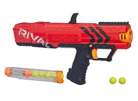 Kaos Balls 14 nerf s new rival tactical guns are for grown ups