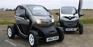 Renault Electric Twizy Renault Twizy We Drive The Bonkers Moon Buggy Ev Slashgear