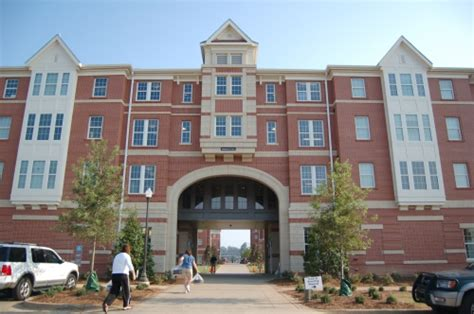 auburn university housing auburn university student housing white spunner construction company
