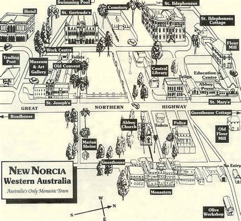 norcia italy map new norcia