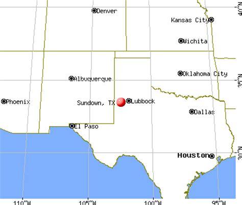 sundown texas map sundown texas tx 79372 profile population maps real estate averages homes statistics
