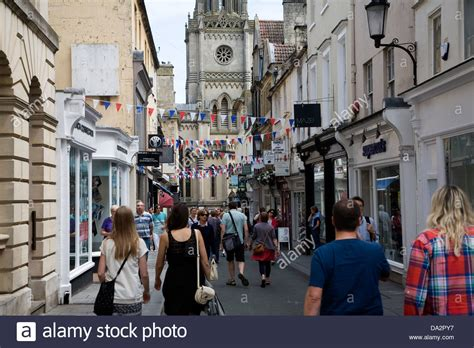 bathroom shops leeds people shopping in green street bath england stock photo