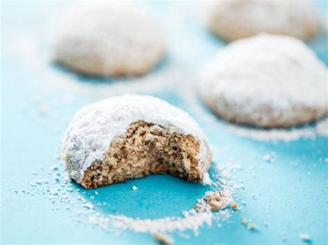 Easy Mexican Wedding Cookies Recipe   Serious Eats