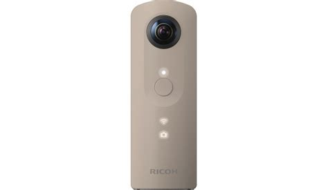 Ricoh Theta Sc Beige By Fujishopid ricoh theta sc beige compact cameras photopoint