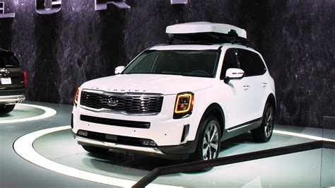2020 Kia Telluride White by 2020 Kia Telluride Thoughts Tigerdroppings