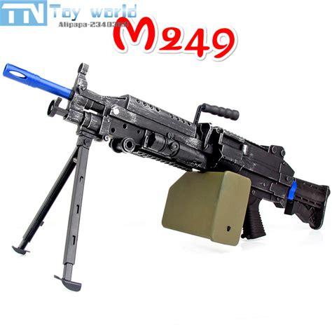 Mainan Pistol Senapan Electronic Machine Gun plastik mesin senjata beli murah plastik mesin senjata