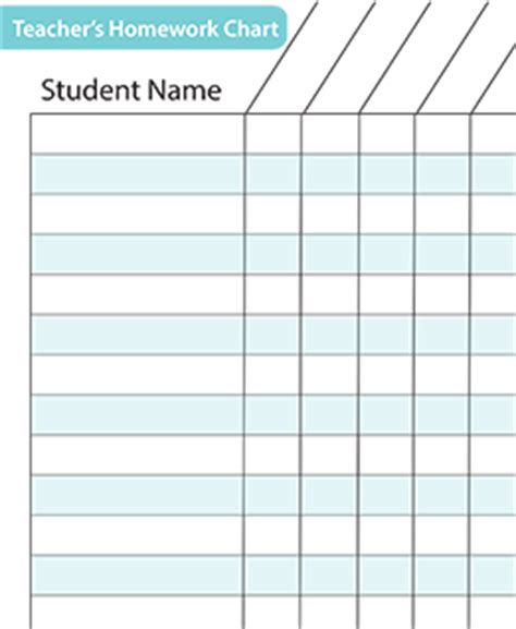 tracking sheet template for teachers classroom printables black decker laminating