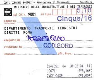 codici ufficio postale storia postale italiana