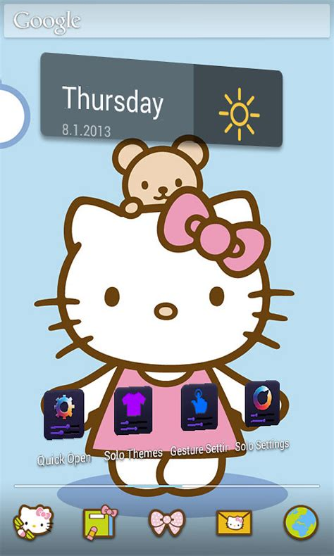 hello kitty java themes hello kitty theme free android theme download download