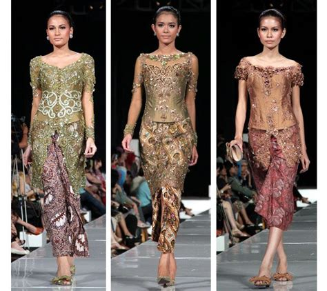 17 best images about kebaya on fashion weeks models and studios