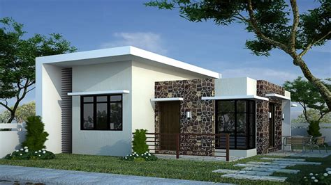 modern homes plans modern bungalow house design contemporary bungalow house