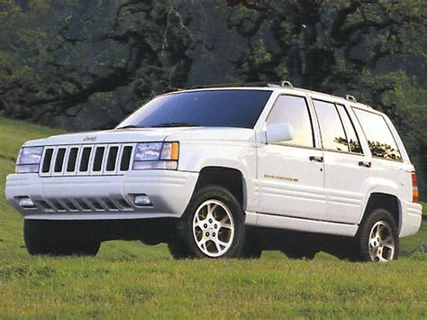 small engine maintenance and repair 1998 jeep cherokee transmission control 1998 jeep grand cherokee overview cars com