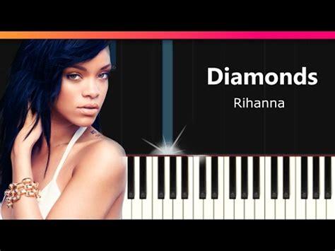 mp gratis rihanna rihanna diamonds piano tutorial mp3 download