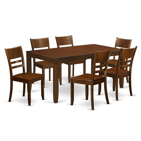 7 pc capri dinette kitchen dining room set table with 6 7 pc dining room set kitchen tables with leaf and 6
