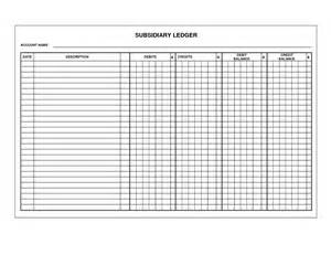 printable ledger template doc 16501275 printable accounting ledger template