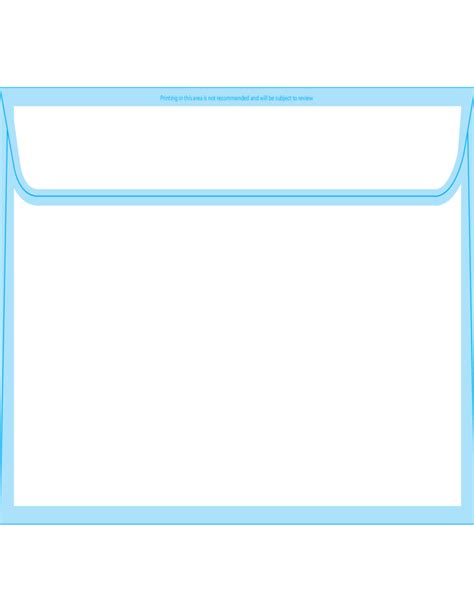 booklet envelopes 7 x 10 back free download